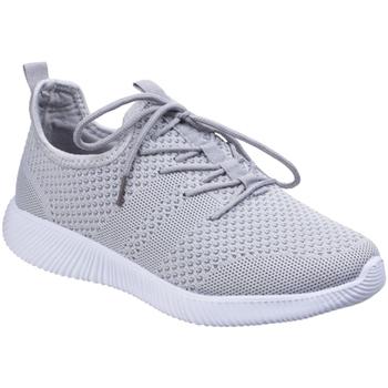 Schoenen Dames Lage sneakers Divaz  Grijs