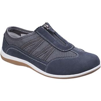 Schoenen Dames Lage sneakers Fleet & Foster  Grijs