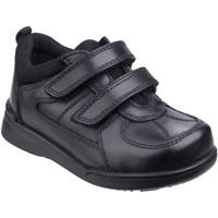 Schoenen Jongens Lage sneakers Hush puppies  Zwart