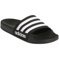 Schoenen Kinderen Slippers adidas Originals Adilette Shower K Noir