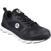 Schoenen Lage sneakers Amblers  Zwart