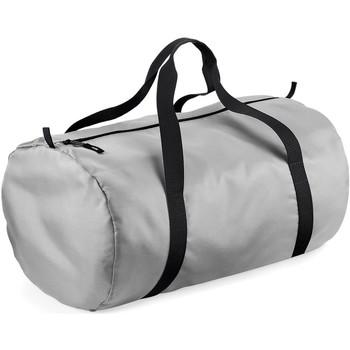 Tassen Reistassen Bagbase BG150 Zilver / Zwart