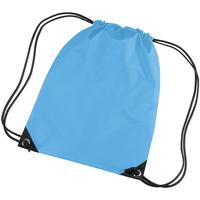 Tassen Kinderen Sporttas Bagbase BG10 Surf Blauw