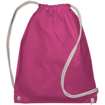 Tassen Kinderen Sporttas Bags By Jassz 60257 Magenta