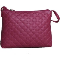 Tassen Dames Tasjes / Handtasjes Eastern Counties Leather  Fuchsia