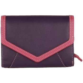 Tassen Dames Portefeuilles Eastern Counties Leather  Paars/Roze