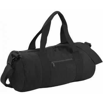 Tassen Reistassen Bagbase BG140 Zwart/Zwart