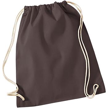 Tassen Kinderen Sporttas Westford Mill W110 Chocolade