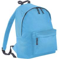 Tassen Rugzakken Bagbase BG125 Surfblauw/grafietgrijs