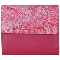 Tassen Dames Portefeuilles Eastern Counties Leather  Fuchsia/roze folie