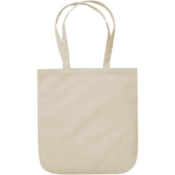 Tassen Dames Tote tassen / Boodschappentassen Westford Mill W821 Natuurlijk