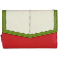Tassen Dames Portefeuilles Eastern Counties Leather  Roze/Wit