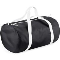 Tassen Reistassen Bagbase BG150 Zwart / Wit