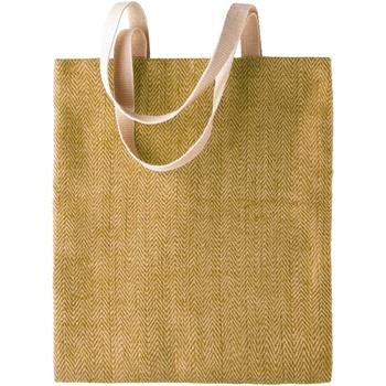 Tassen Dames Tote tassen / Boodschappentassen Kimood  Natuurlijk/Militair Groen