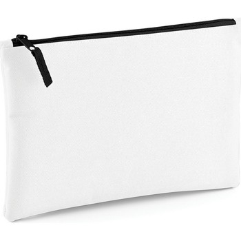 Tassen Tasjes / Handtasjes Bagbase BG38 Wit/zwart