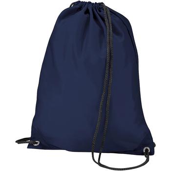 Tassen Kinderen Sporttas Bagbase BG5 Marineblauw