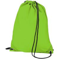 Tassen Rugzakken Bagbase BG5 Kalk groen