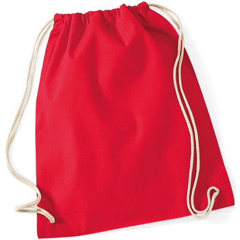 Tassen Kinderen Sporttas Westford Mill W110 Klassiek rood