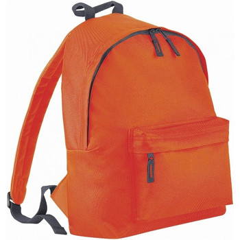 Tassen Rugzakken Bagbase BG125J Oranje/Grafietgrijs