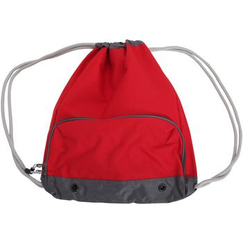 Tassen Kinderen Sporttas Bagbase BG542 Klassiek rood