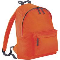 Tassen Rugzakken Bagbase BG125 Oranje/Grafietgrijs