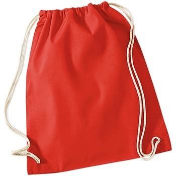 Tassen Kinderen Sporttas Westford Mill W110 Helder rood