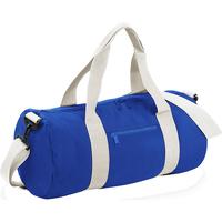 Tassen Reistassen Bagbase BG140 Helder koninklijk/off-wit