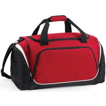 Tassen Sporttas Quadra QS270 Klassiek rood/zwart/wit