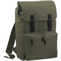 Tassen Computertassen Bagbase BG613 Olijf/Zwart