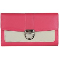 Tassen Dames Portefeuilles Eastern Counties Leather  Roze
