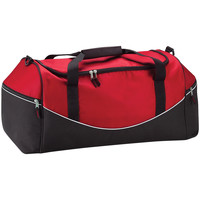 Tassen Sporttas Quadra QS70 Klassiek rood/zwart/wit