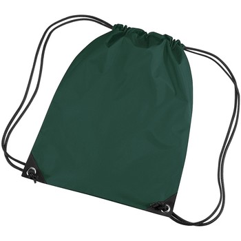 Tassen Kinderen Sporttas Bagbase BG10 Fles groen