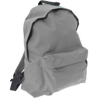 Tassen Rugzakken Bagbase BG125 Lichtgrijs/Grafietgrijs
