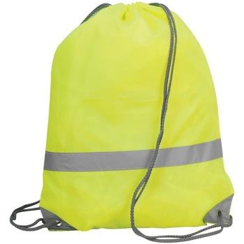 Tassen Sporttas Shugon SH5892 Hi-Vis Geel