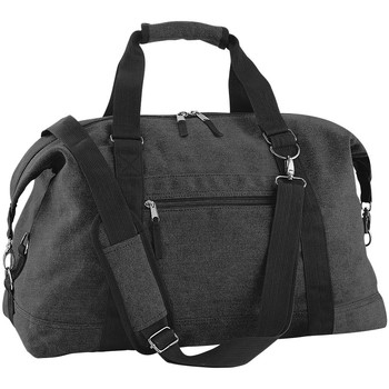 Tassen Reistassen Bagbase BG650 Vintage Zwart