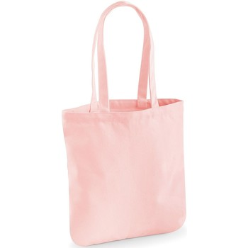 Tassen Dames Tote tassen / Boodschappentassen Westford Mill W821 Pastel Roze