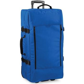 Tassen Soepele Koffers Bagbase  Saffierblauw