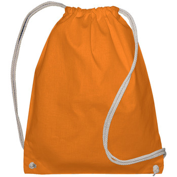 Tassen Kinderen Sporttas Bags By Jassz 60257 Mandarijn