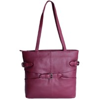 Tassen Dames Tote tassen / Boodschappentassen Eastern Counties Leather  Bourgondië