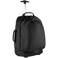 Tassen Soepele Koffers Bagbase BG025 Zwart
