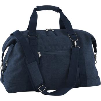 Tassen Reistassen Bagbase BG650 Vintage Marine Oxford