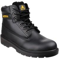 Schoenen veiligheidsschoenen Amblers  Zwart