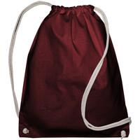 Tassen Kinderen Sporttas Bags By Jassz 60257 Bourgondië