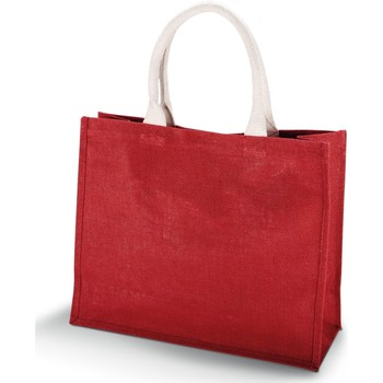 Tassen Dames Tote tassen / Boodschappentassen Kimood KI011 Wijn