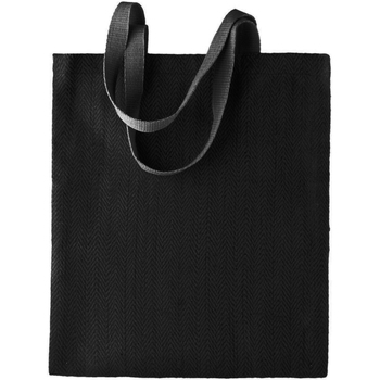Tassen Dames Tote tassen / Boodschappentassen Kimood  Zwart
