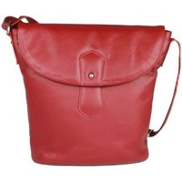 Tassen Dames Schoudertassen met riem Eastern Counties Leather  Rood