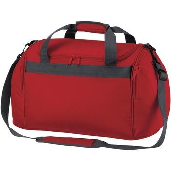 Tassen Reistassen Bagbase BG200 Klassiek rood