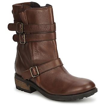Schoenen Dames Laarzen Liebeskind ROMUALD Brown