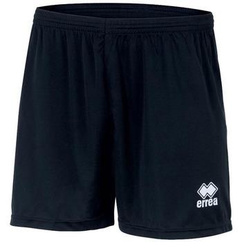 Textiel Heren Korte broeken / Bermuda's Errea Short  New Skin noir