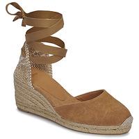 Schoenen Dames Sandalen / Open schoenen Castaner CARINA  camel